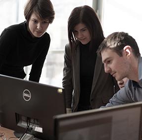 softwareudvikling tjenester