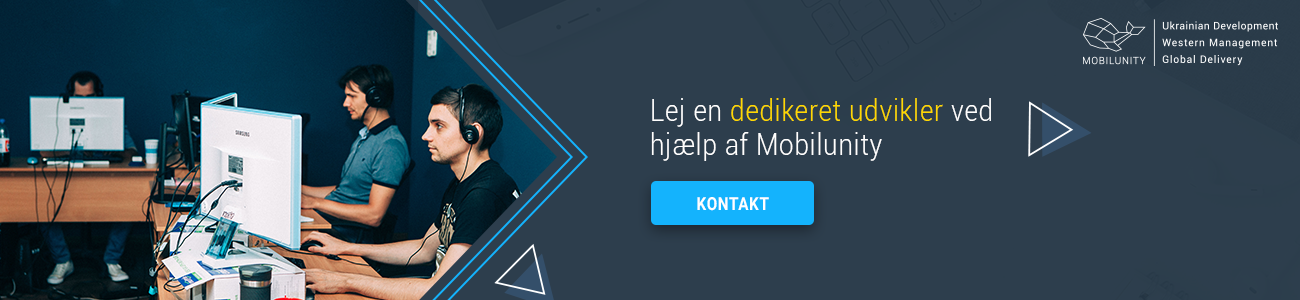 it outsourcing med mobilunity